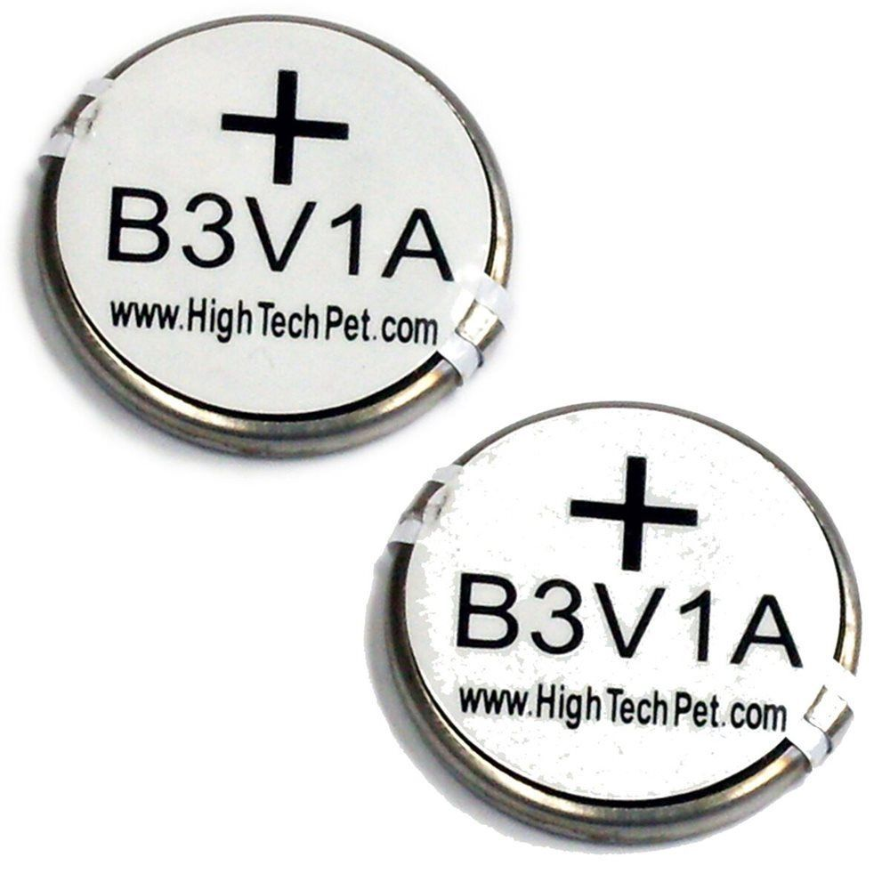High Tech Pet Dog Replacement Batteries For PX- 1 & PX-2 B-3V1A-6P