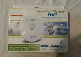 Blue Line Innovations MicroSoft Hohm WIFI Power Cost Monitor #BLI-31100 ... - $29.65