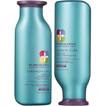 Pureology Strength Cure Shampoo and Conditioner, 8.5 oz - $35.63