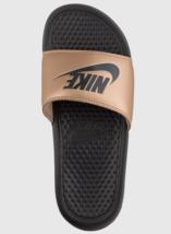 Nike Benassi JDI Slides Women's  sandals 7-10  Bronze, Berry platinum, ... - $39.99