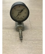 Vintage Ashcroft Gauge PSIG 0-30 Gas Test - The Kiener Company - $15.00