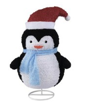 """Enchanted Forest 30"""" Prelit Collapsible Penguin - $147.51"""