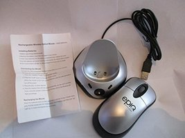 Epiq Systems Wireless Mouse and Charger - $19.79
