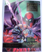Marvel Mission Assaulton Onslaught Trading Card - $8.00