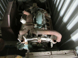 Detroit Diesel 8V92 Turocharged silver 92 Engine Core Used M/P - $1,979.99