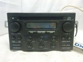 98-04 Honda Accord Civic CR-V Odyssey Radio Cd & Code 39100-S84-A200 1XA... - $29.70
