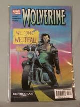 Marvel 3 Wolverine - Brotherhood Pat III - $2.53
