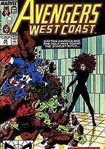 Avengers West Coast #48 : This Ancient Evil (Marvel Comics) [Comic] [Jan 01, 198 - $3.91