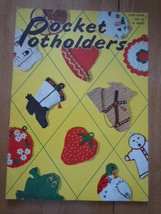 Vintage American Thread Star Book No.69 Pocket Potholders Instruction Bo... - $5.99