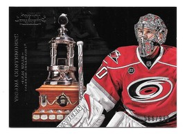 2012-13 Cam Ward Anthology Vezina Contenders /999 - Carolina Hurricanes - $1.19