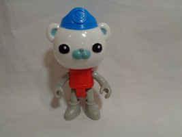 2013 Mattel Octonauts Barnacles Replacement Figure - $2.92