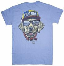 Men's Officially Licensed Old Bay Seafood Seasoning Salty Dog T-Shirt (X... - $25.25