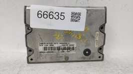 2001 Chrysler Town & Country Chassis Control Module Ccm Bcm Body Control 66635 - $46.99