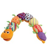 Lamaze Inchworm Plush Caterpillar Developmental Toy Learning Curve Inch ... - $8.90