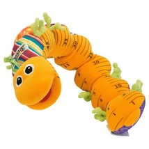 Lamaze Inchworm Plush Caterpillar Developmental Toy Learning Curve Inch Worm image 2