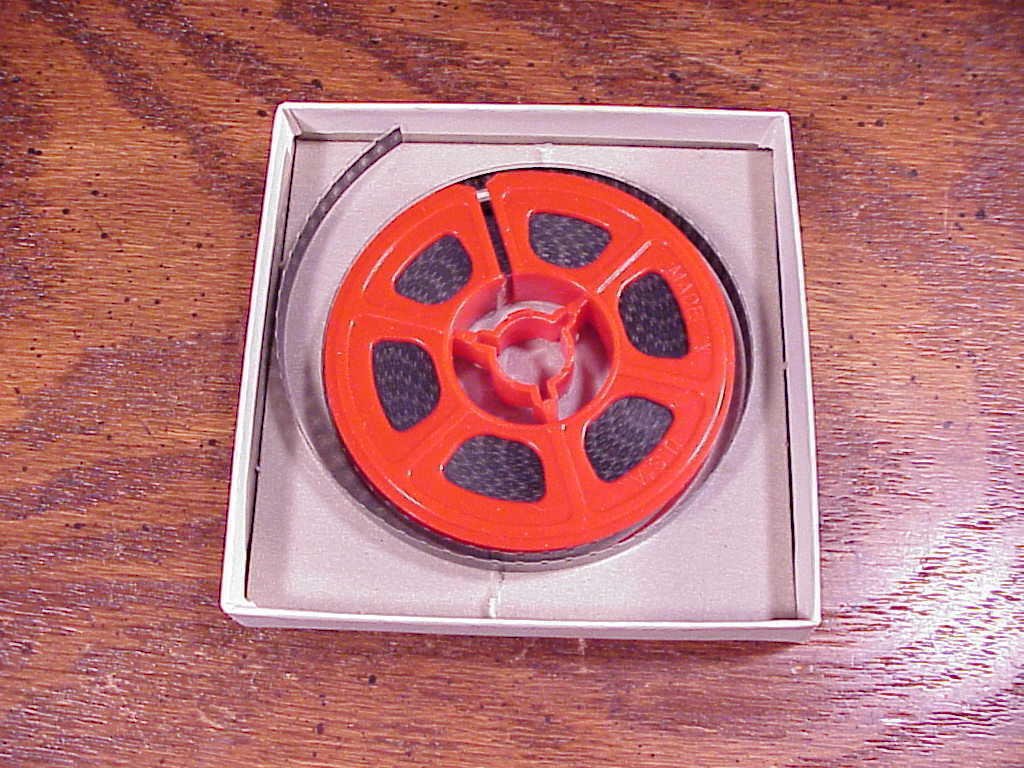 Mighty Mouse and the Magician Super 8 Film, Ken Films