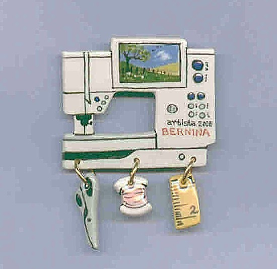 Sewing Machine Pin Bernina Artista 200E Model Handcrafted