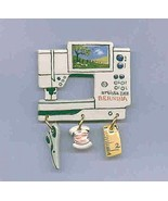 Sewing Machine Pin Bernina Artista 200E Model Handcrafted  - $14.95
