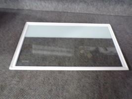61002648 Maytag Whirlpool Refrigerator Crisper Cover Glass - $60.00