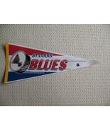 St. Louis Blues Felt Pennant National Hockey League NHL  - $9.99