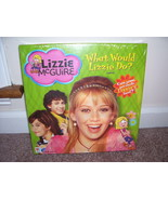 LIZZIE MCGUIRE WHAT WOULD LIZZIE DO? Board Game NEW! - $24.96