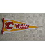 Calgary Flames Felt Pennant National Hockey League NHL  - $9.99