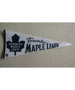 Toronto Maple Leafs Felt Pennant National Hockey League NHL  - $5.99