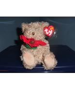2005 Holiday Teddy Ty Beanie Baby MWMT - $2.99