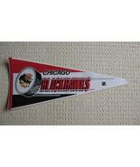 Chicago Blackhawks Felt Pennant National Hockey League NHL  - $9.99