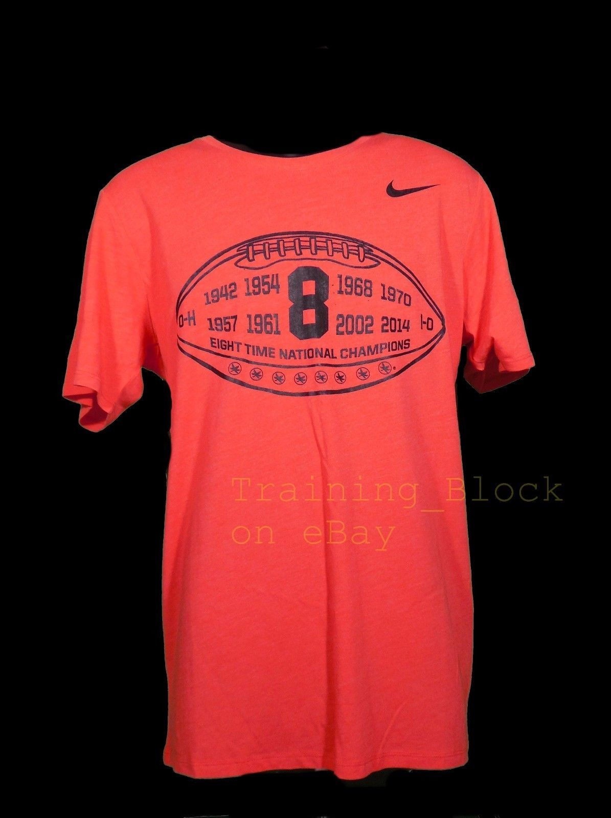 Nike Ohio State Buckeyes 8 Time National and 50 similar items e22a15666