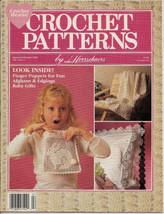 Herrschners Crochet Patterns Magazine January February 1990 - $5.00