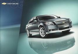 2008 Chevrolet MALIBU sales brochure catalog US Chevy LTZ HYBRID - $7.00