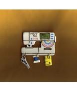 Ceramic Sewing Machine Pin Pfaff 7550 Handcrafted - $14.95