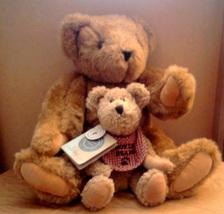 Boyds Bosley Teddy Bear and Vermont Honey Teddy Bear - $16.00