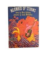 Mermaid Storms Mary Calhoun Janet McCaffery Illustrated Vintage Children... - $34.65
