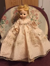Cinderella Doll by Madame Alexander with clothi... - $10.00