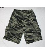 Faded Glory Boys Size 14 Camo Cargo Shorts - $9.99