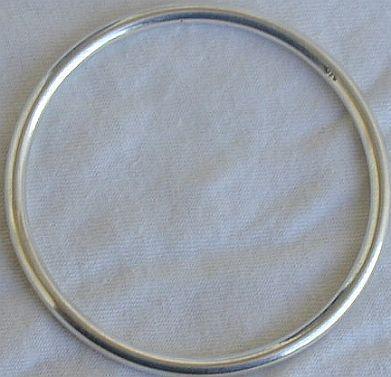 Silver bracelet LHA
