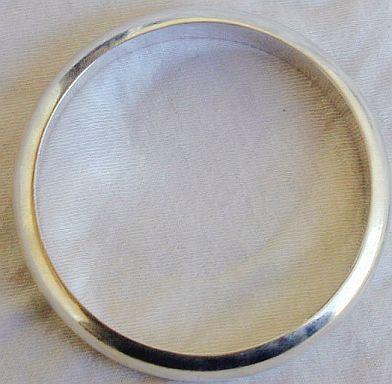 Silver bracelet LHB