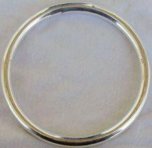 Silver bracelet LHC - $34.00
