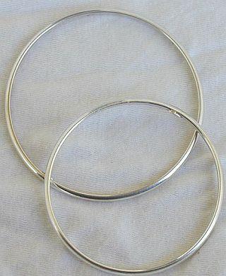 Silver bracelet LHE
