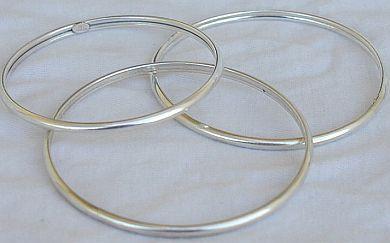 Silver bracelet lhf