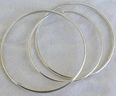 Trio silver bracelet LHE 3