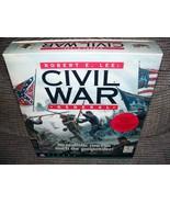 Robert E Lee Civil War General PC DOS CDROM - $10.00