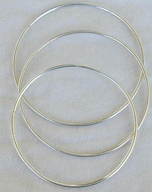 Primary image for Trio silver bracelet LHG