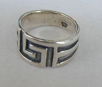 Primary image for Geometric ring A
