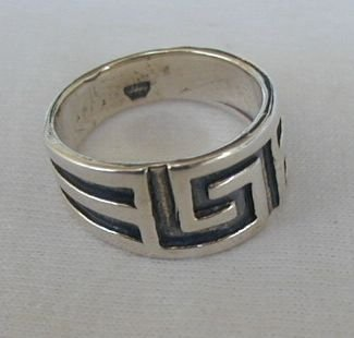 Geometric ring A