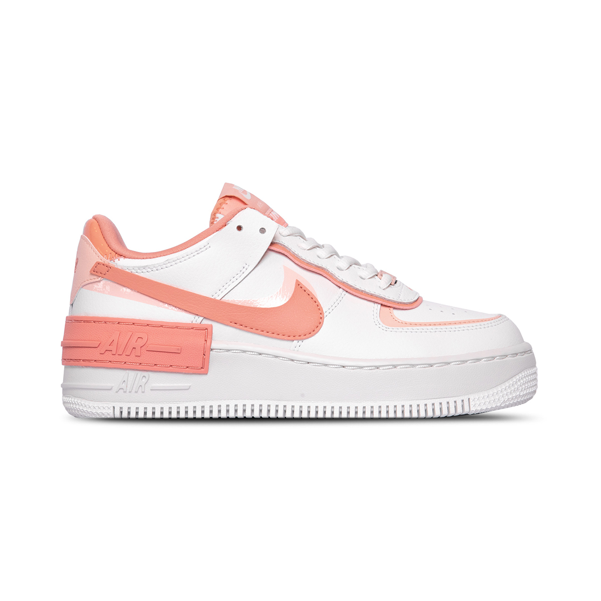 Primary image for Nike Women's Air Force 1 Shadow (Pink Quartz/ Summit White/ Coral) Sizes 6-10