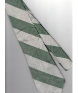 Vintage 1970s Cotton Tie - $15.00