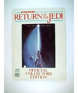 Star Wars Return of the Jedi Official Collectors Book--1983 - $4.99